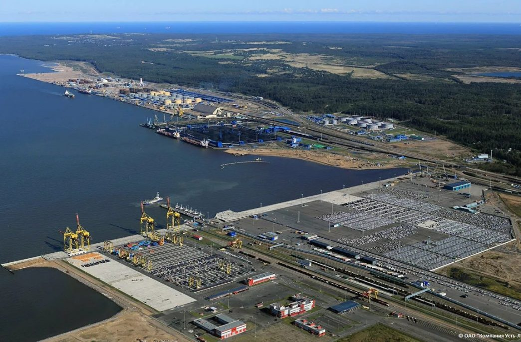 «ЕвроХим» может не построить терминал в Усть-Луге