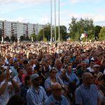 «Беларуськалий» забастовал против насилия
