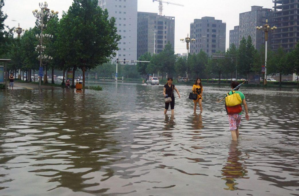 Наводнения в Китае затронули индустрию удобрений