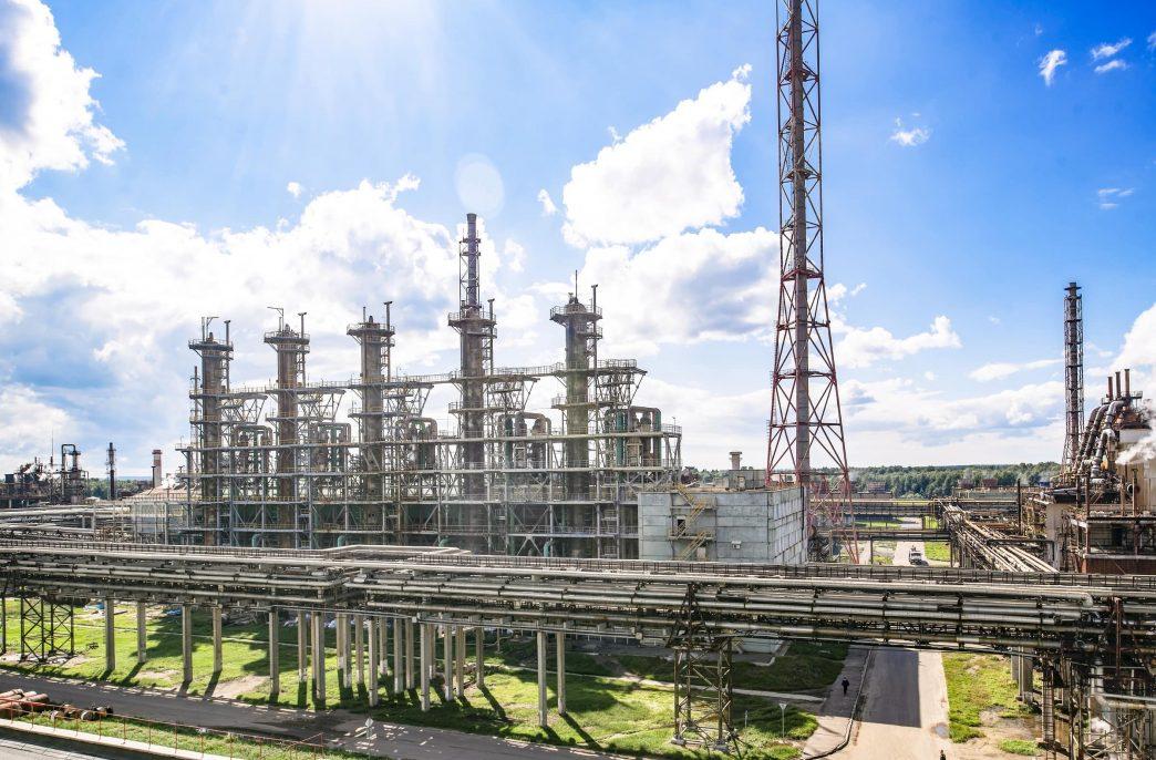 КЧХК отремонтировал один из агрегатов азотной кислоты