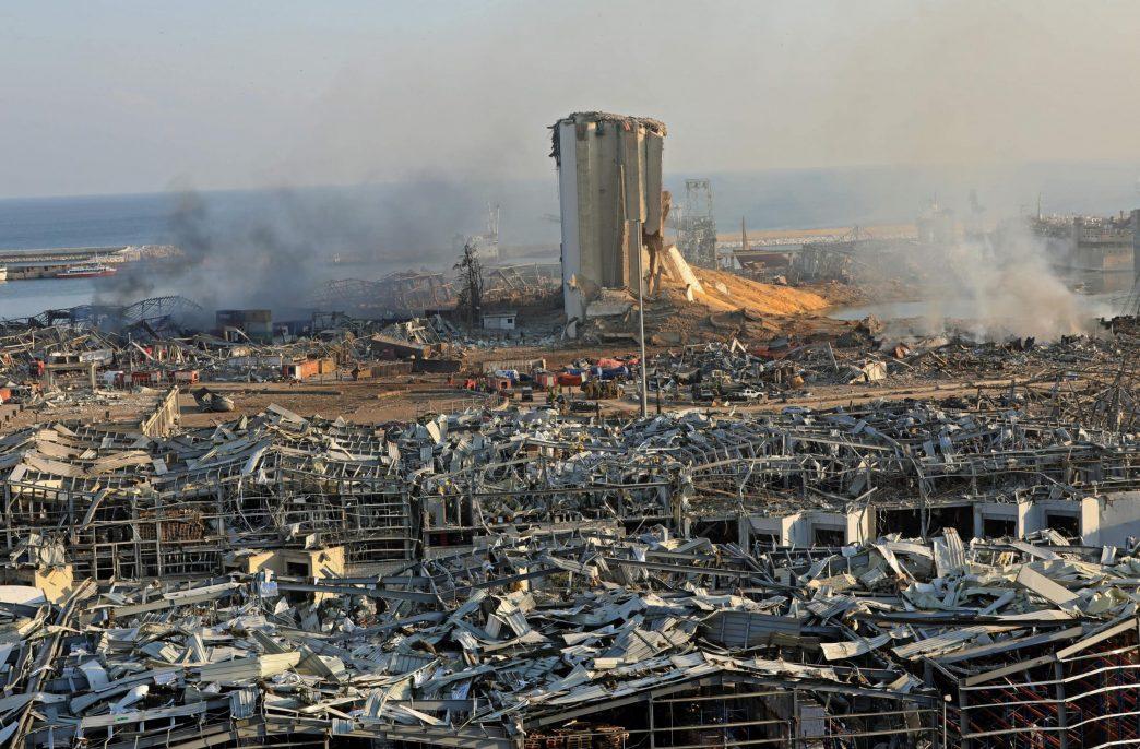 Бейрут пострадал из-за конфискованной селитры