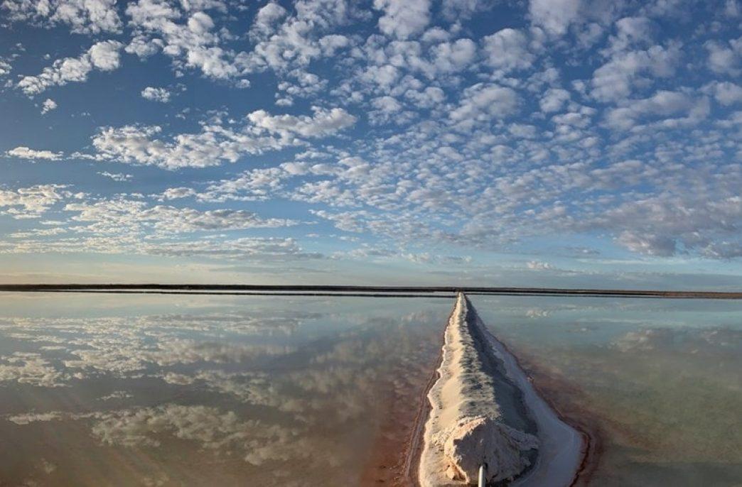 Salt Lake Potash заставит работать на себя солнце