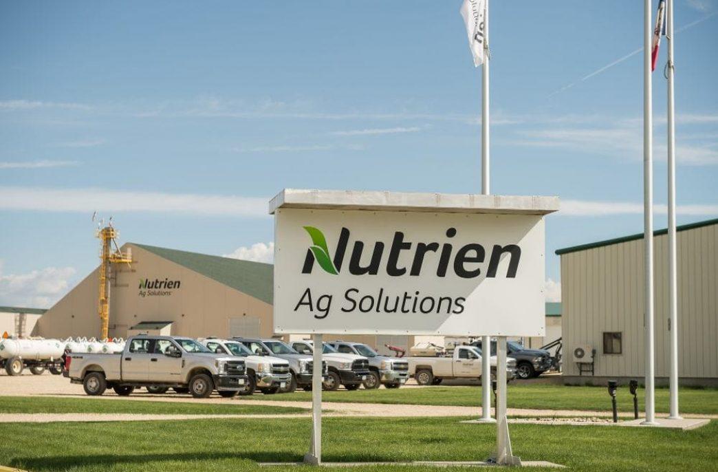 Nutrien утилизирует побочные продукты