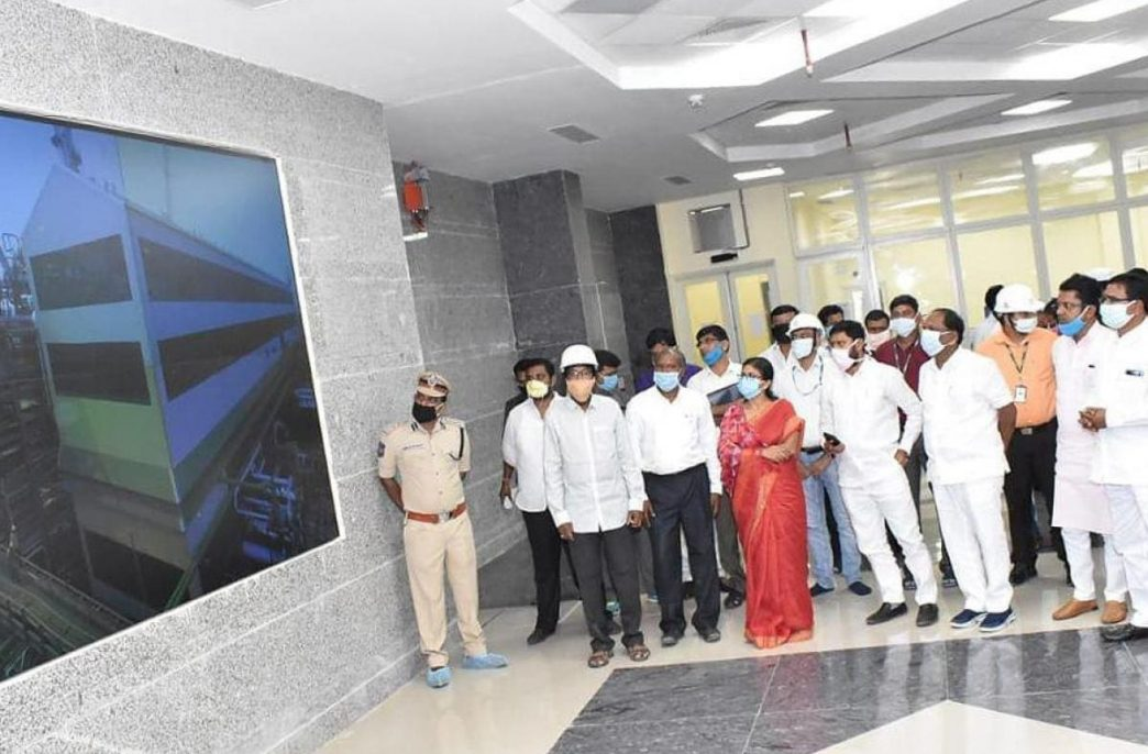 Ramagundam Fertilizers and Chemicals заработает в ноябре