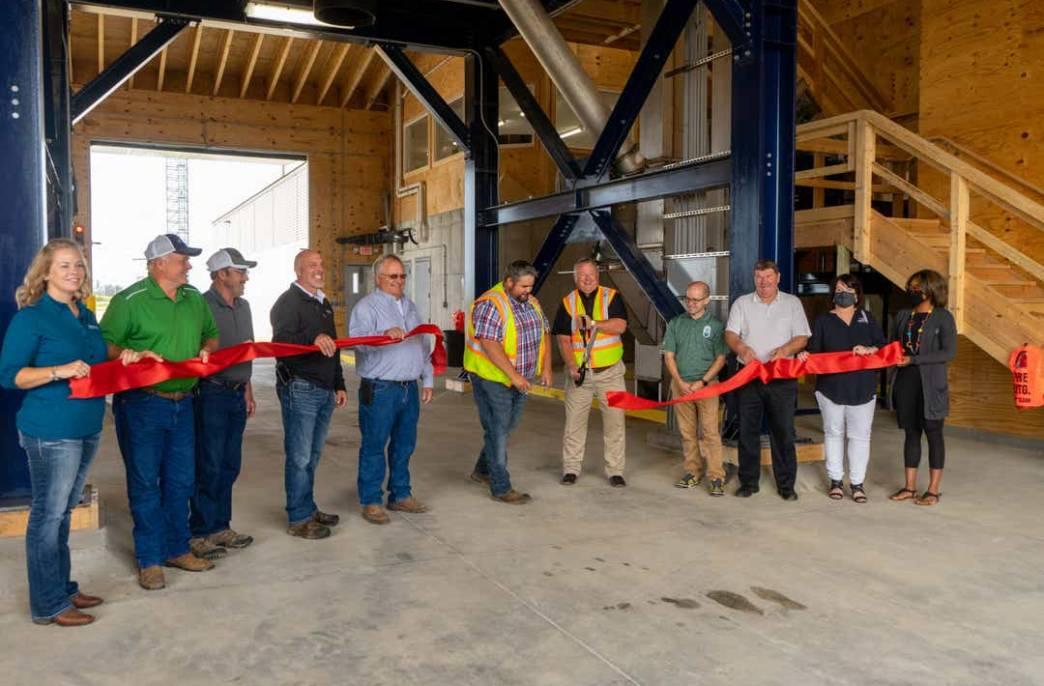 Landmark Service получил новый завод удобрений