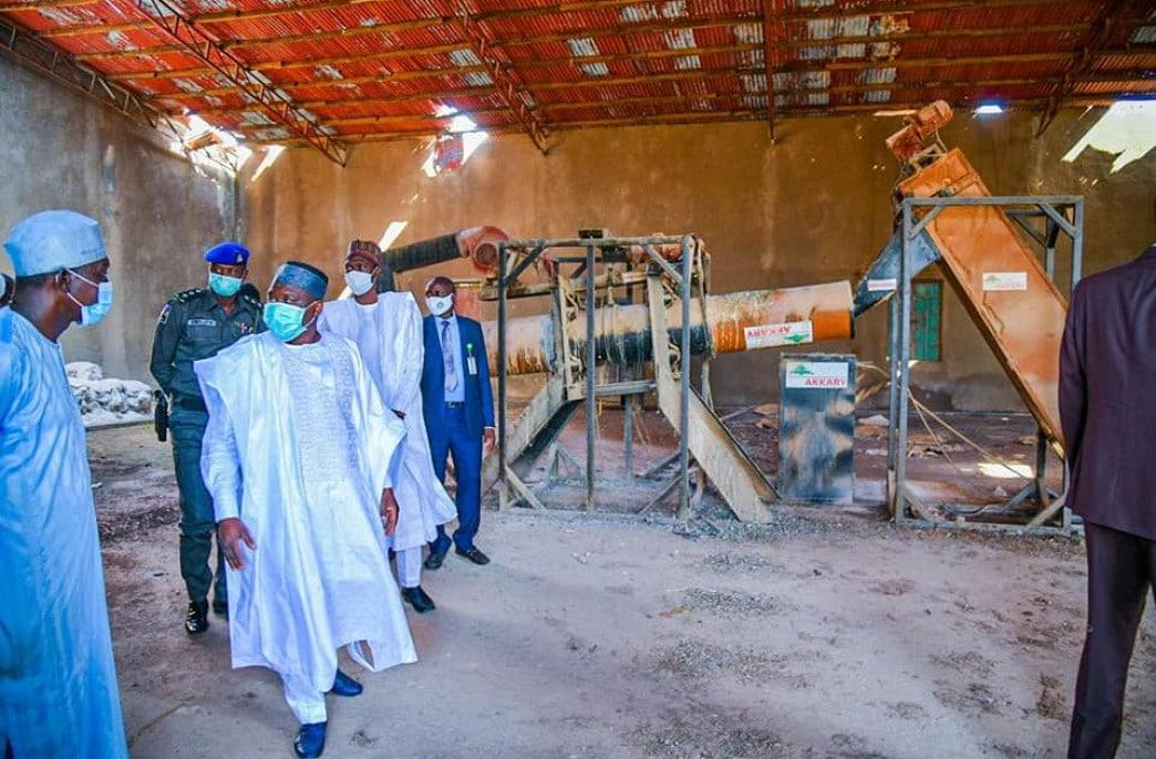 В Нигерии восстановят заброшенный завод