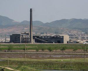 На заводе в Северной Корее погибли люди