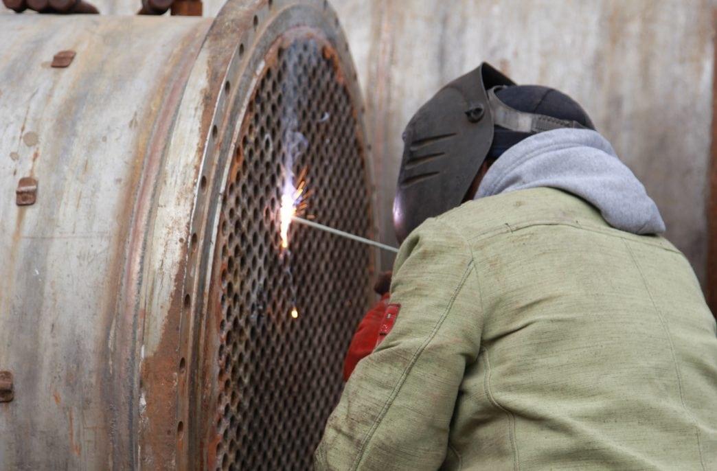 На «Воскресенских минеральных удобрениях» началась ремонтная кампания