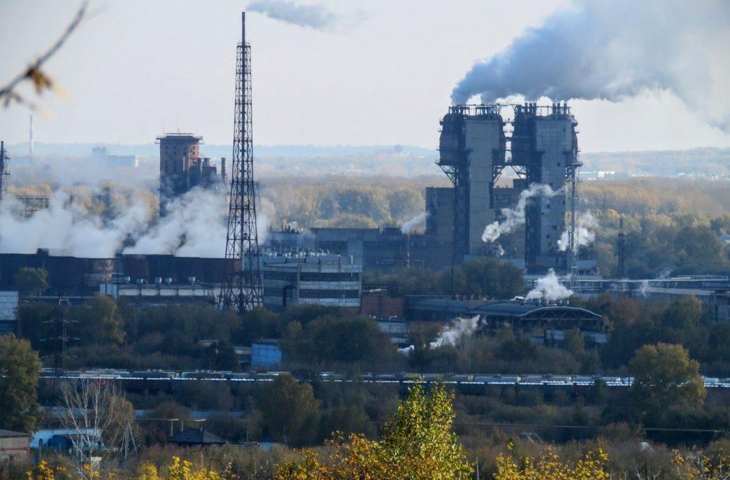 Кемеровский «Азот» прекратил работу