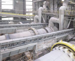 КЧХК улучшил производство сложных удобрений