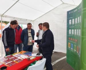«Уралхим» презентовал кировским аграриям инновационный продукт