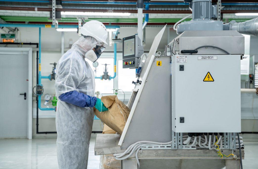 «Шанс» откроет завод пестицидов