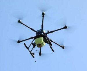 В Индии запустили дроны с интеллектом