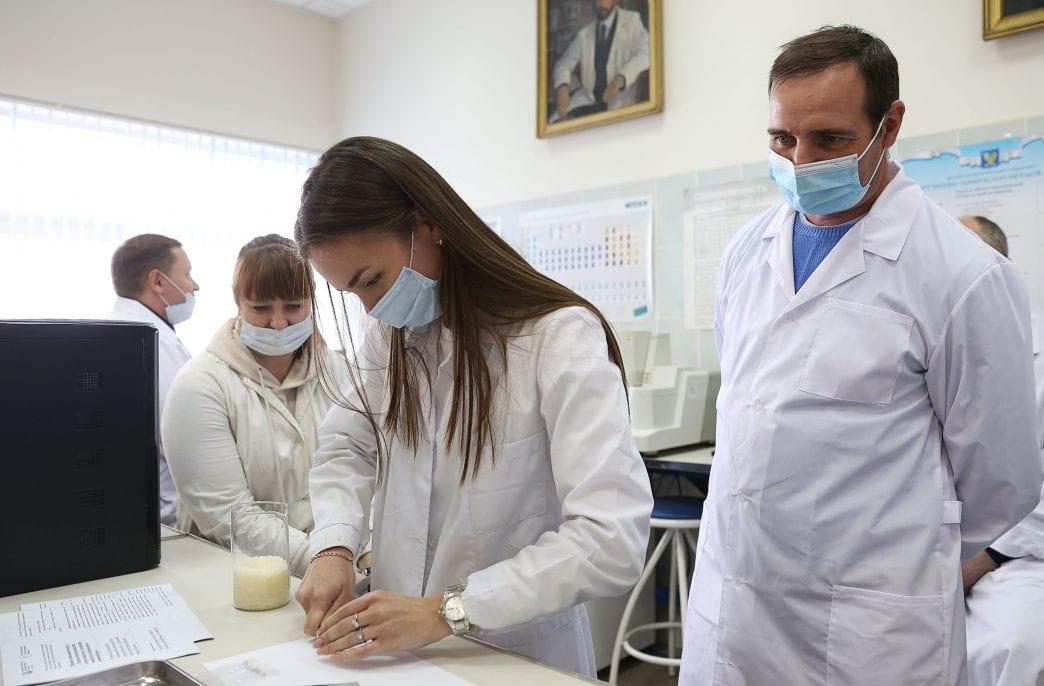 Сотрудники КЧХК изучают наноагрохимикаты