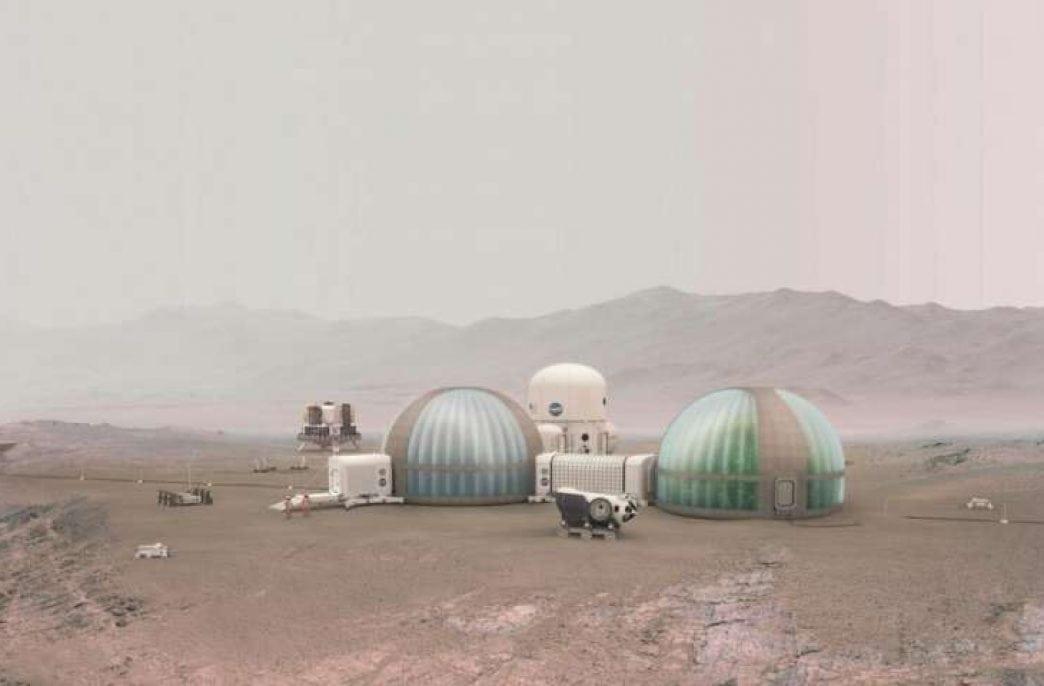 Ученые смоделируют плодородие Марса