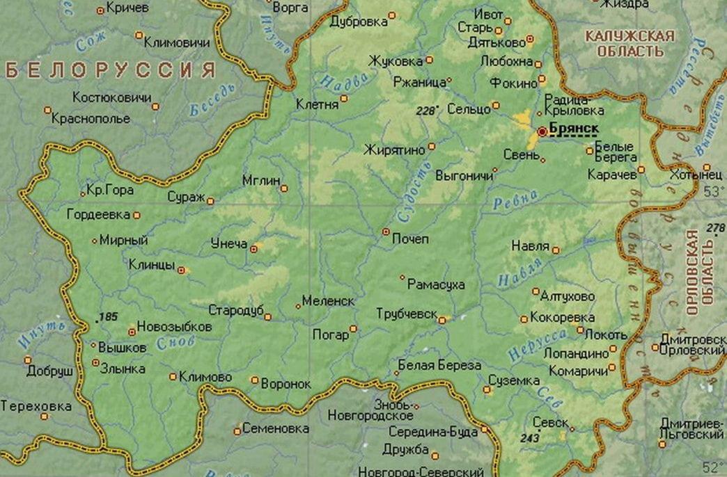 В Брянской области планируют закупать удобрения из Беларуси