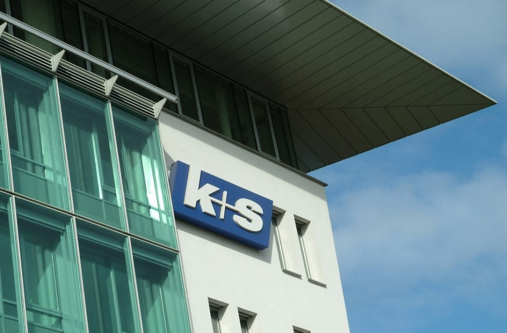 K+S Group готова продать Morton Salt