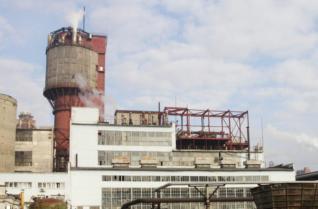 Северодонецкий «Азот» наращивает производство карбамида