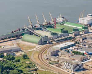В России могут построить терминал для удобрений из Беларуси