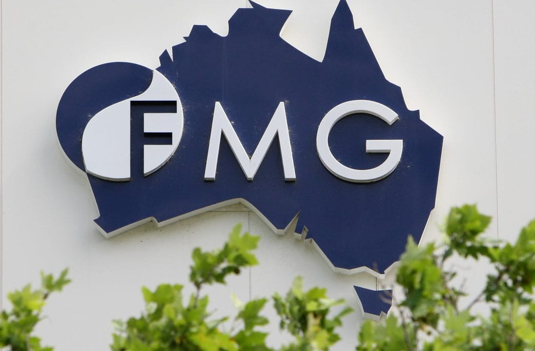 Fortescue Metals Group хочет заняться аммиаком