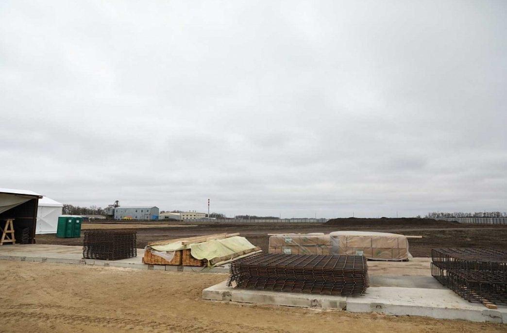 В Краснодарском крае построят агрохимический центр
