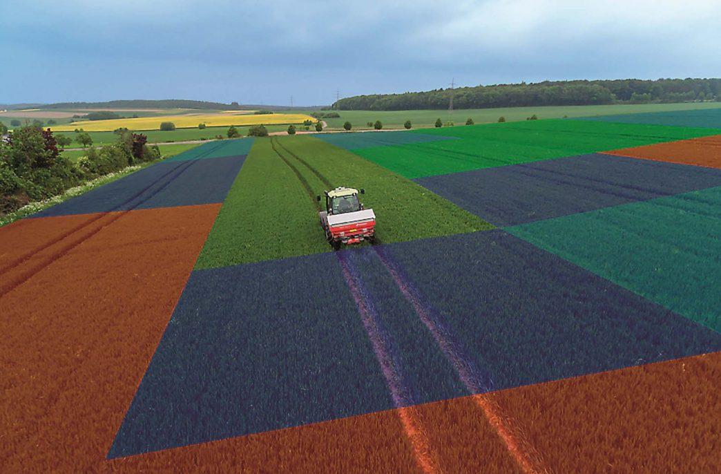 В Новосибирске разработали технологию точного внесения агрохимикатов