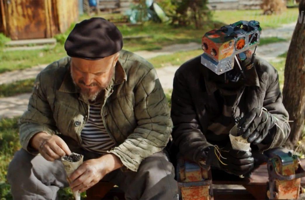 Российская студия сняла ролик о ферме будущего