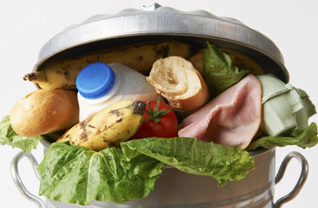 Технологии помогут с проблемой пищевых отходов