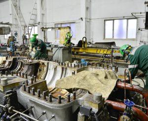 КЧХК отремонтировал важный агрегат