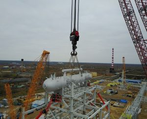«ЕвроХим-Северо-Запад-2» получит государственное финансирование