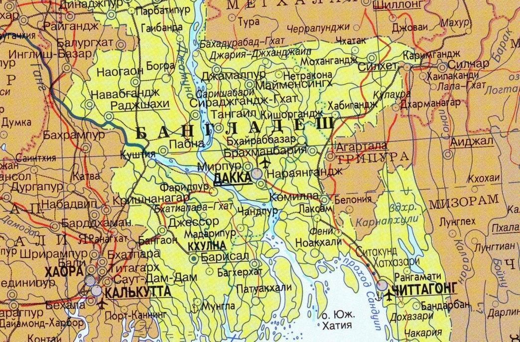 В Бангладеше строится карбамидный завод