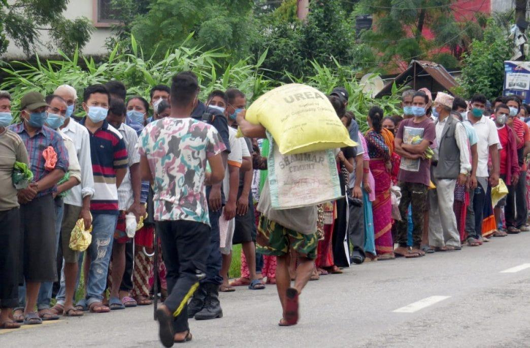Непал возобновил переговоры с Индией