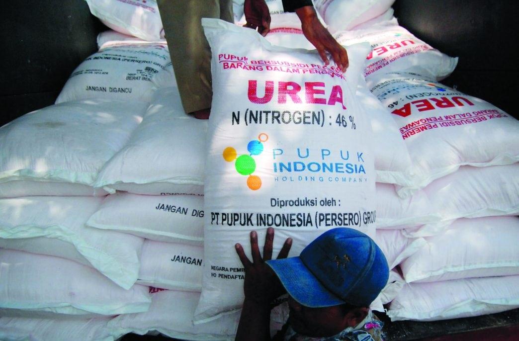 Pupuk Indonesia довела свою производительность до рекорда