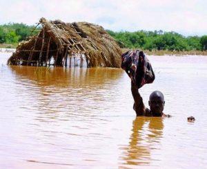 В Зимбабве поднялась тревога из-за дождей