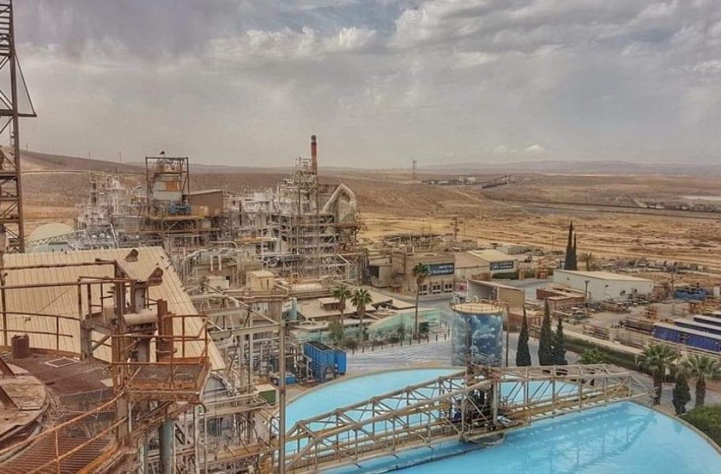 Israel Chemicals идет в гелиоэнергетику