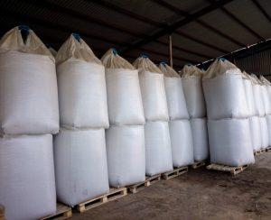 Выпуск азотных удобрений в России перемахнул за 11 млн. тонн