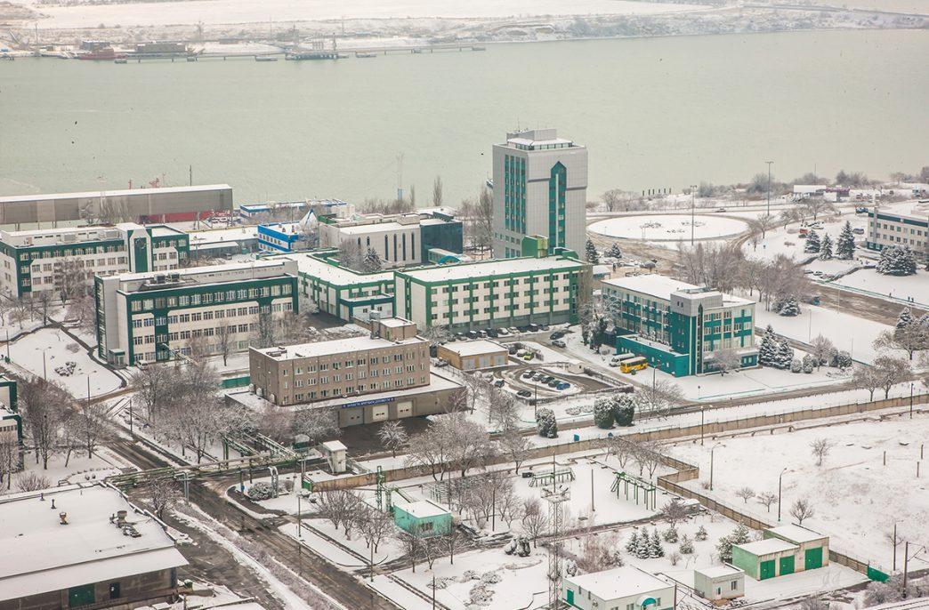 Одесский припортовый завод наращивает отгрузки на родной рынок