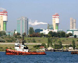 Одесский припортовый завод поставил два рекорда в январе