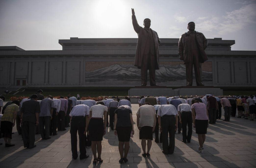 В КНДР очередной завод прекратил работу