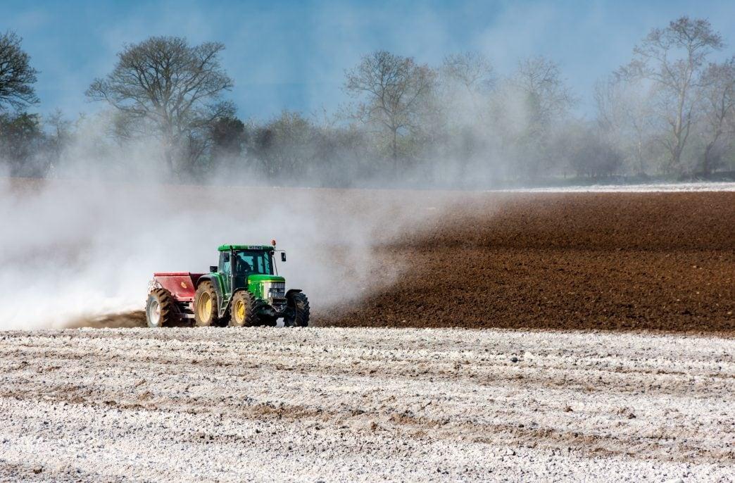 Российские аграрии нарастили закупки агрохимикатов