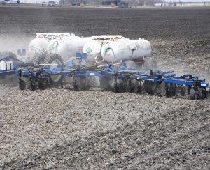 «Чистопольская» определилась с планом внесения агрохимикатов