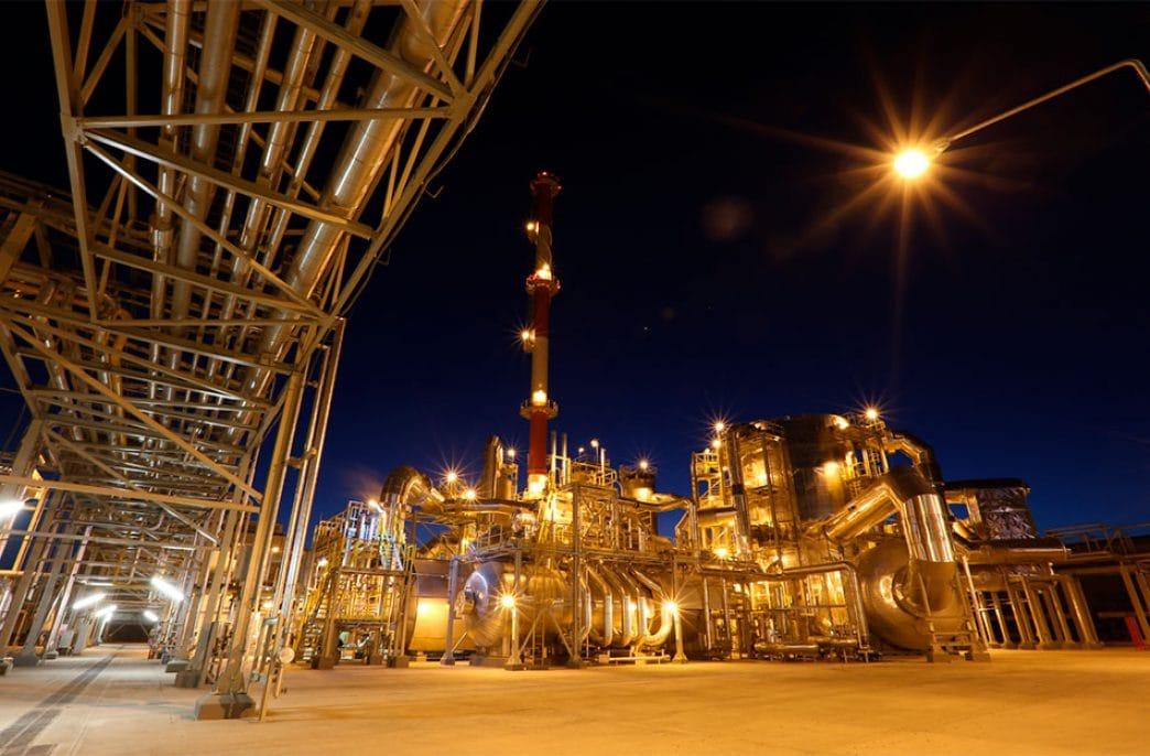 Туркменабатский химический завод будет выпускать серу