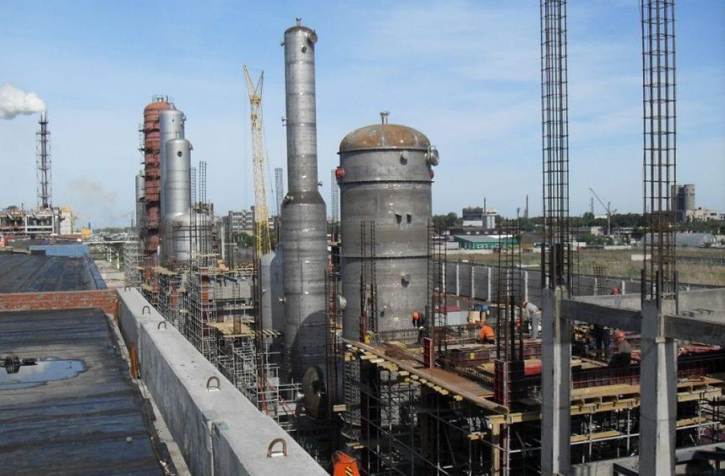 На «КуйбышевАзоте» хотят остановить опасное производство