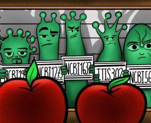 Сенсорные пленки помогут найти пестициды
