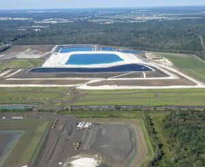 Американский завод пытается избавиться от сточных вод