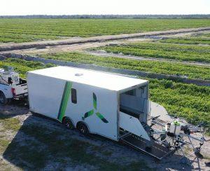 В США тестируют дрон размером с грузовик