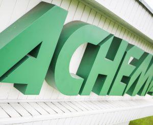 Achema столкнулась со спадом сбыта