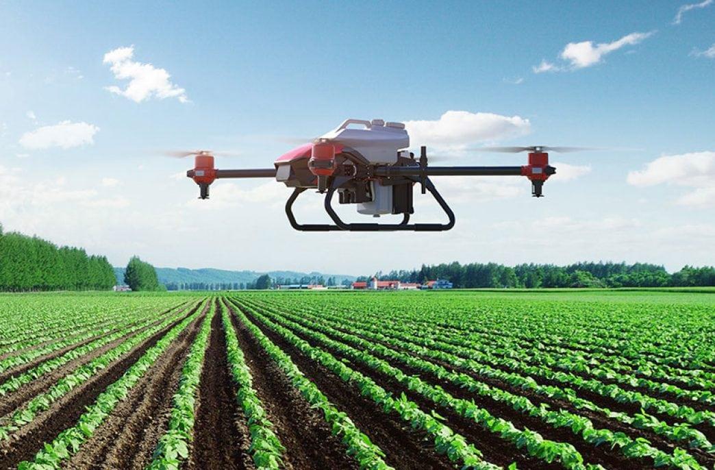 В Австралии испытали китайские дроны