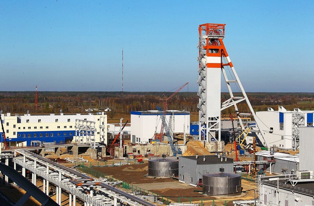 Петриковский ГОК выйдет на проектную мощность в 2022 году