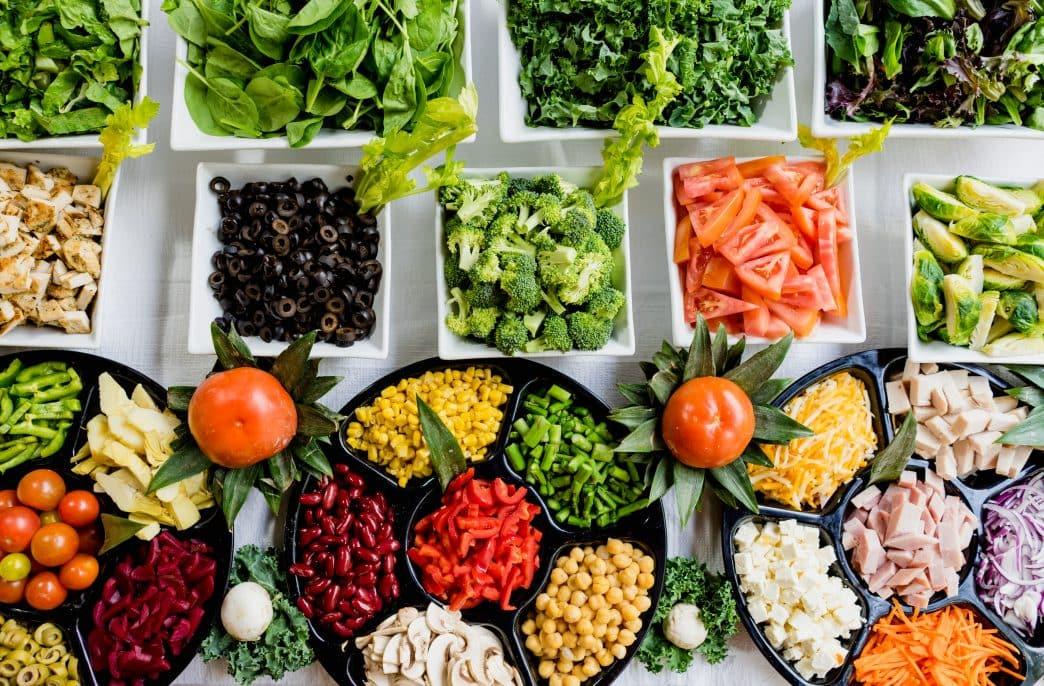 Органические фрукты и овощи более питательны